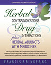 Herbal Contraindications & Drug Interactions plus Herbal Adjuncts with Medicines